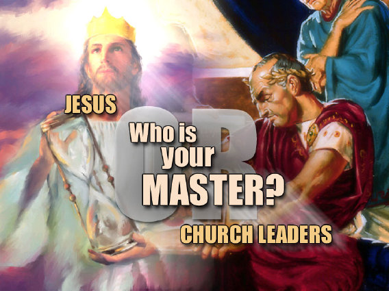 Who is your master?